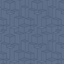Tower Blue Wallpaper