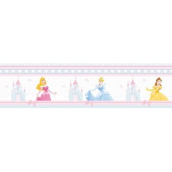 Princess Fairytail Dream Pink Border