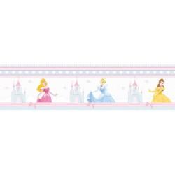 Princess Fairytail Dream Pink Border