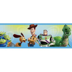 Toy Story 3 Blue Border