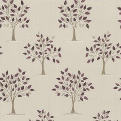 Willow Purple Wallpaper