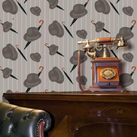 Bowler Coffee Wallpaper