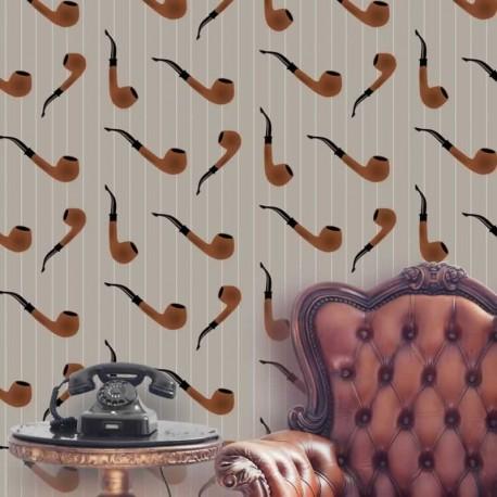 Pipe Coffee Wallpaper