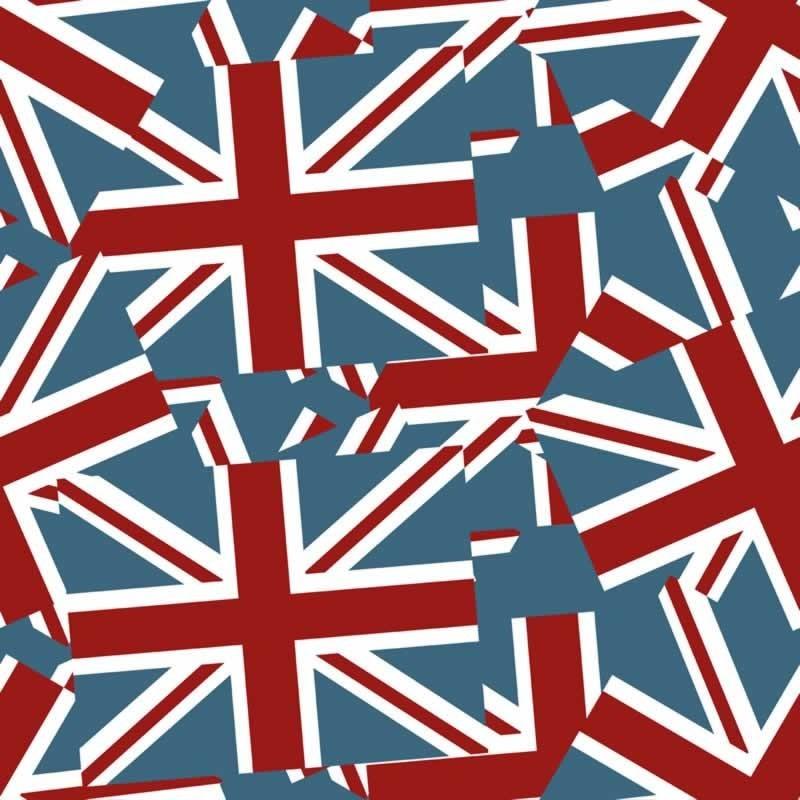 Jack Flag Red Union Jack Wallpaper Designer Wallpaper Online