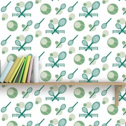 Tennis Green Wallpaper