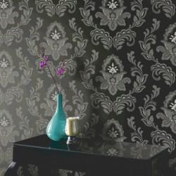 Bijoux Black Wallpaper