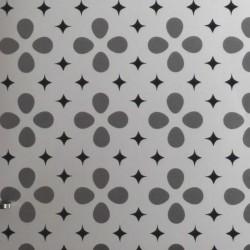 Stars Silver Wallpaper