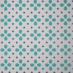 Stars Aqua Wallpaper