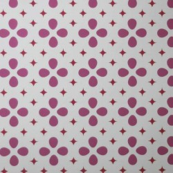 Stars Fuchsia Wallpaper