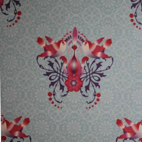 Tweet Blue Wallpaper