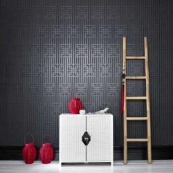Bao Black Wallpaper