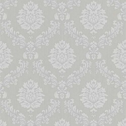 Costello Grey & White Wallpaper