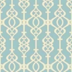 Balustrade Jewel Wallpaper