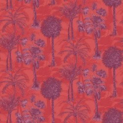 Coconut Grove Campari Wallpaper