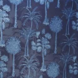 Coconut Grove Midnight Wallpaper