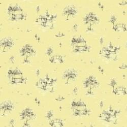 Lazy Days Creme Brulee Wallpaper