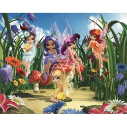 Walltastic Magical Fairies Mural