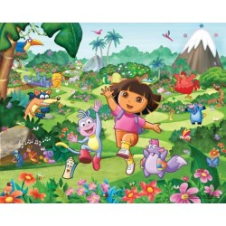 Walltastic Dora the Explorer Mural