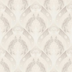 Pendleton Cream Wallpaper