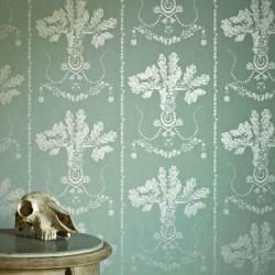 Lucky Charms Denim Wallpaper