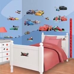 Walltastic Disney Cars Room Décor Kit