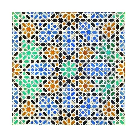 Alandalus Tiles Wallpaper
