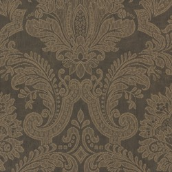 Equus Gold on Bronze Wallpaper