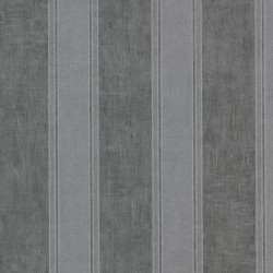 Noa Silver & Graphite Grey Wallpaper