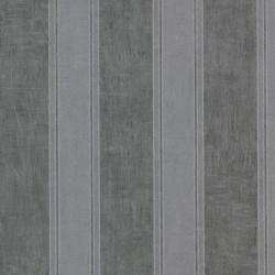Noa Silver & Graphite Grey Wallpaper