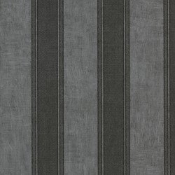 Noa Black Dark Grey Wallpaper