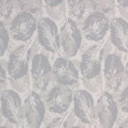 Glace Silver Grey & Cream Wallpaper