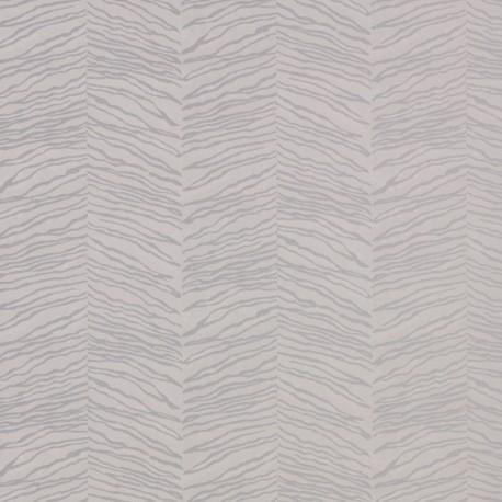 Esqueje Zebra Silver & Grey Wallpaper