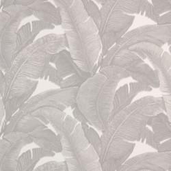 Teide Grey & White Wallpaper