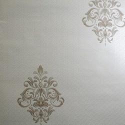Clemency Sandstone Beige Wallpaper