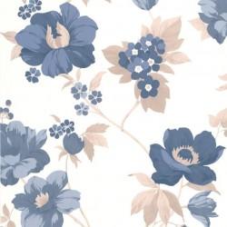 Eden Blue Wallpaper
